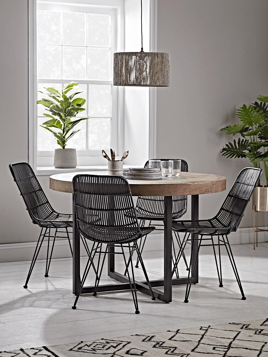 Loft Dining Table   Round