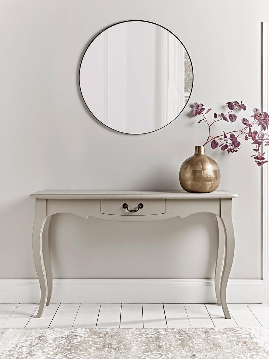 Magnificent New Ettiene Console Table Inzonedesignstudio Interior Chair Design Inzonedesignstudiocom