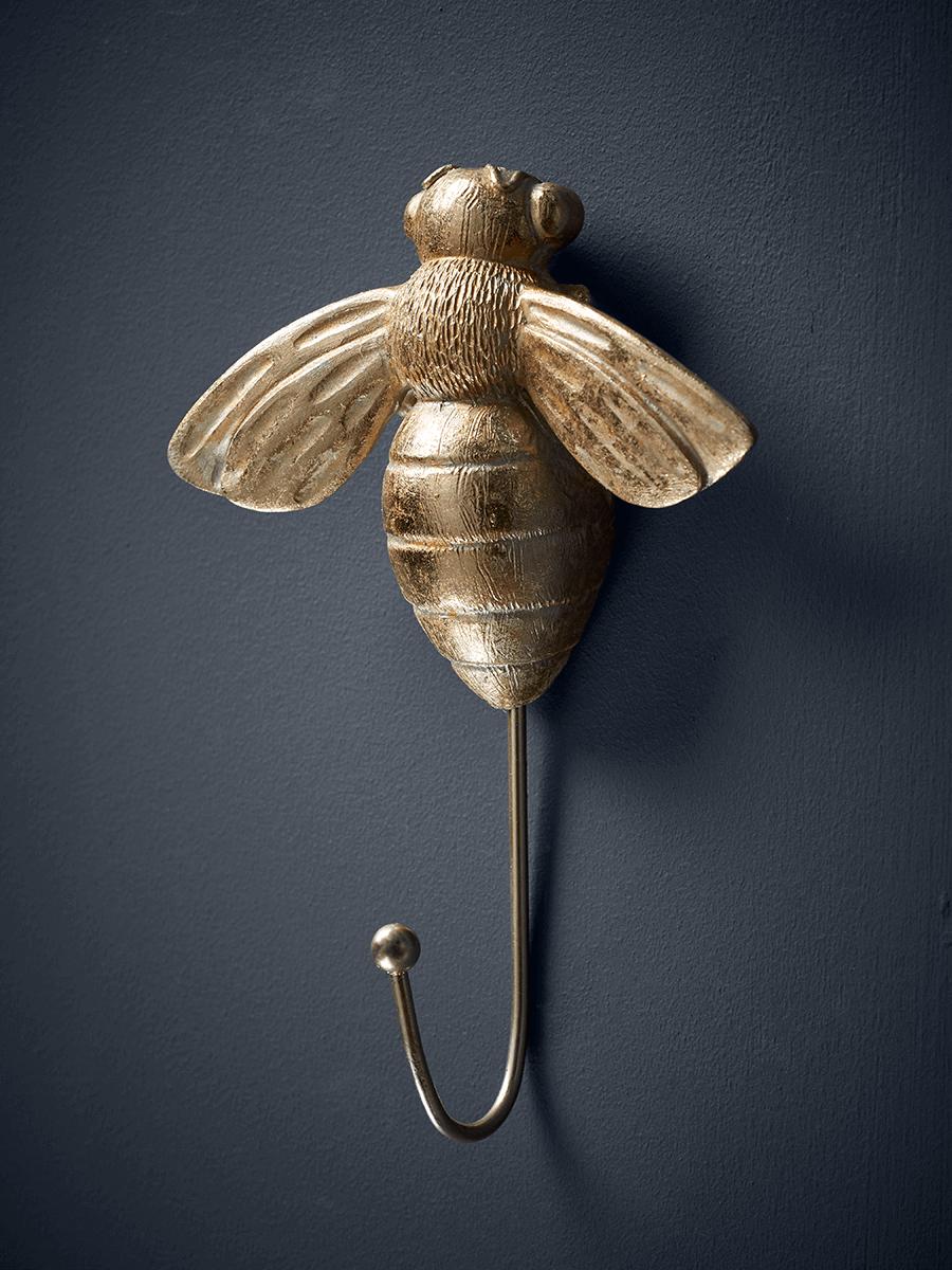 NEW Gilded Bee Hook