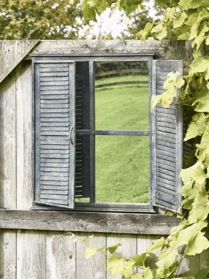 Outdoor Shutter Mirror