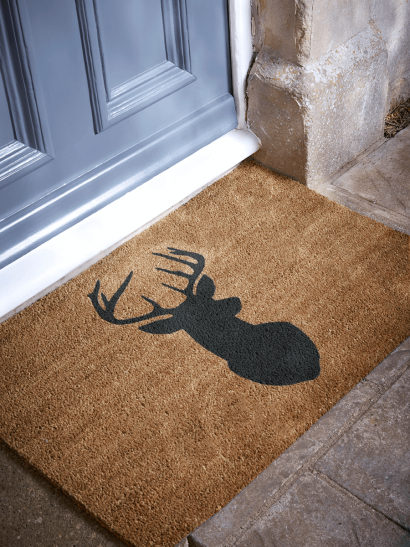 Stag Doormat - Extra Large
