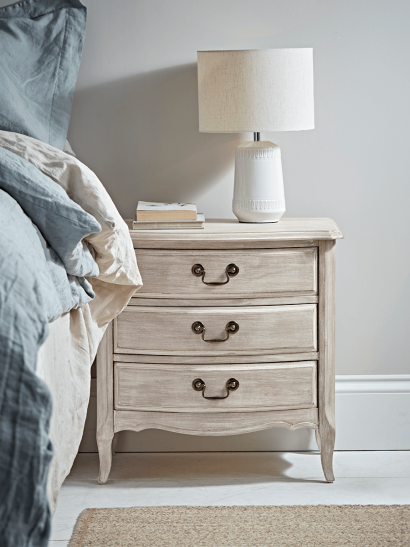 Clermont Bedside Table