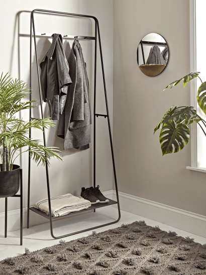 Floor Standing Coat Rack