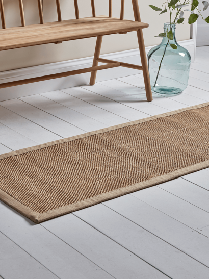 Sisal Runner - Natural Linen