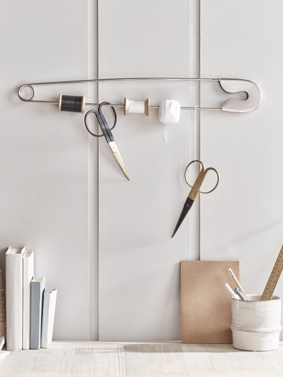 Safety Pin Office Storage
