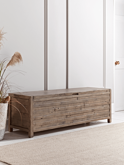Bay Storage Bench