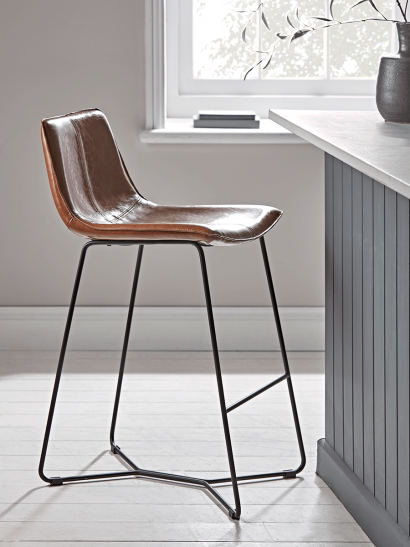 Miro Counter Stool - Tan