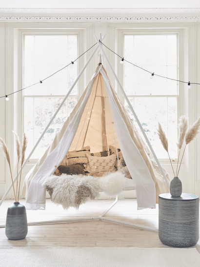 Indoor Outdoor Hanging Bell Tent