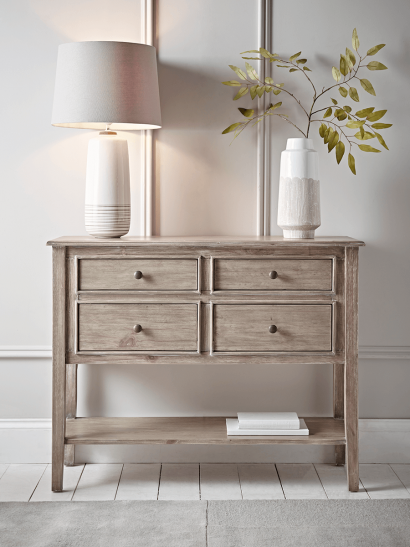 Camille Chest of Drawers - Limewashed