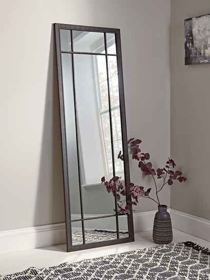 Full Length Window Mirror