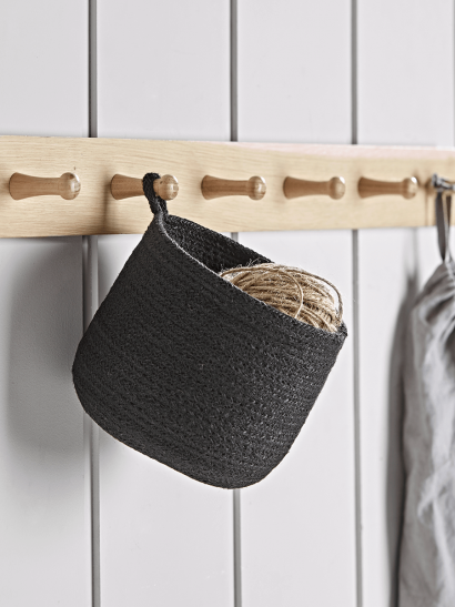 Hanging Seagrass Storage Basket