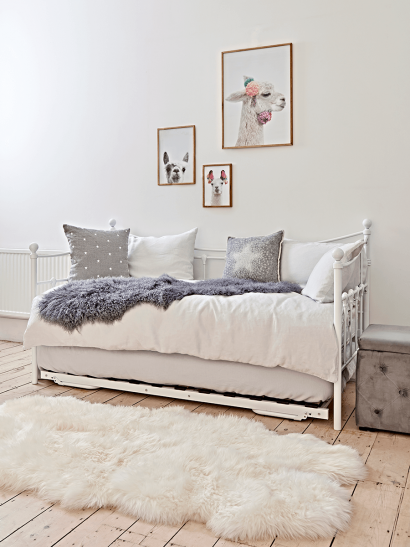 Sleepover Daybed - White