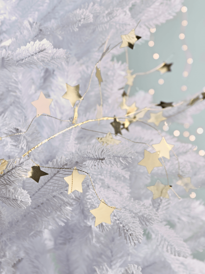 NEW Golden Shooting Stars Garland