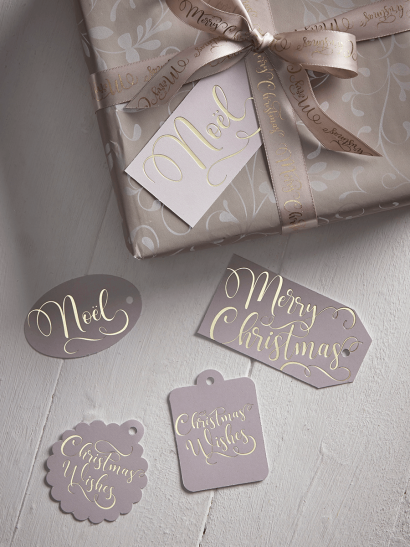 NEW Faded Elegance Gift Tags