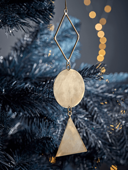 NEW Golden Deco Hanging Decoration