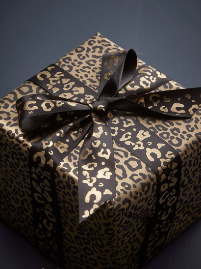 NEW Leopard Print Ribbon