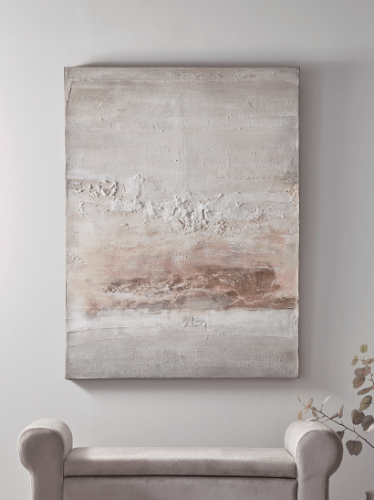 NEW Rockpool Abstract Canvas