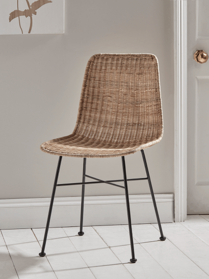 NEW Wicker Dining Chair