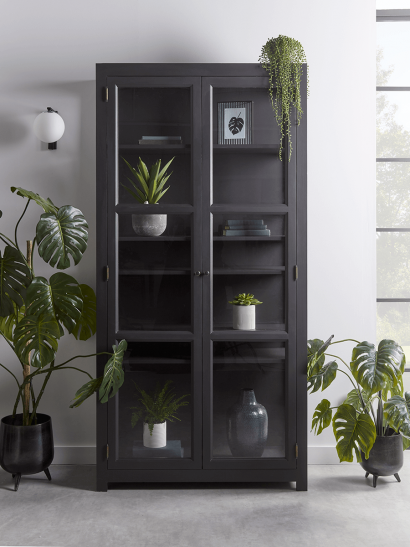 NEW Large Norway Cabinet - Raven
