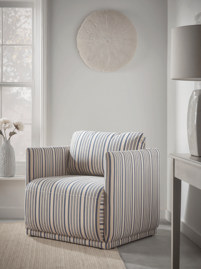 NEW Rennes Striped Chair