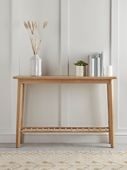 NEW Oslo Oak Console