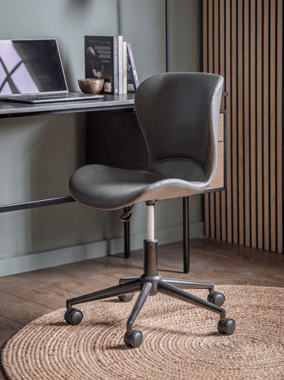 Berkeley Office Chair - Charcoal