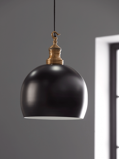 Industrial Dome Pendant