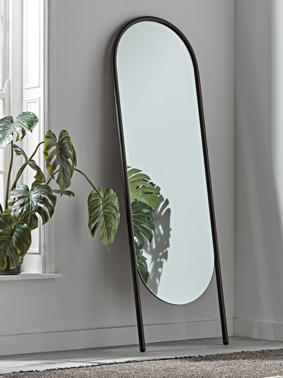 Oval Full Length Mirror