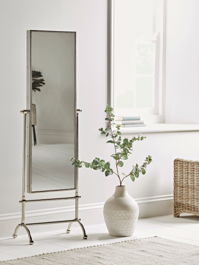 French Standing Full Length Mirror