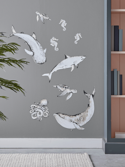 NEW Ocean Wall Stickers