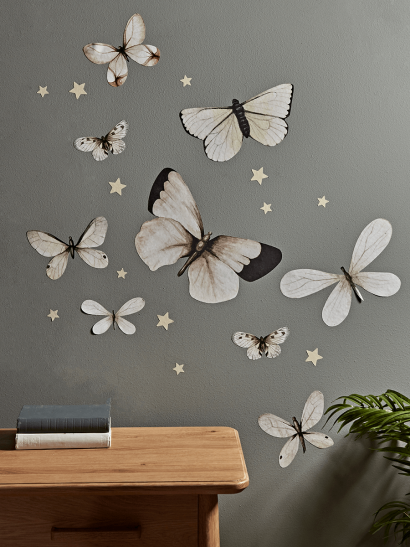 NEW Butterfly Wall Stickers