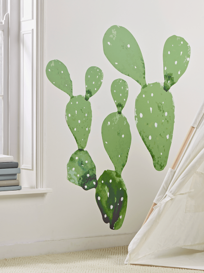 NEW Cactus Wall Stickers