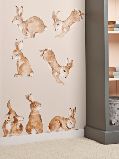 NEW Rabbits Wall Stickers