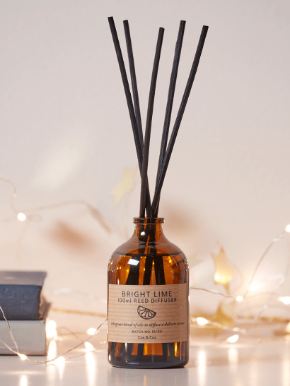 Bright Lime Reed Diffuser