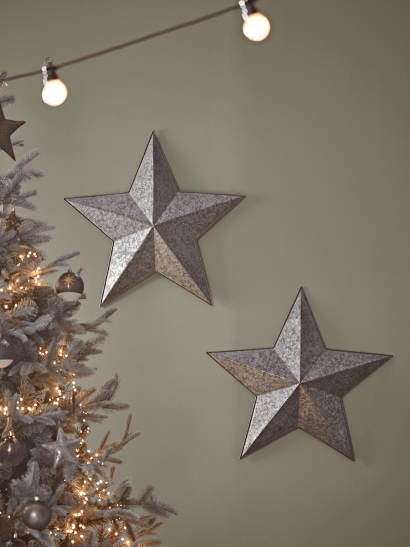 NEW Industrial Style Metal Star