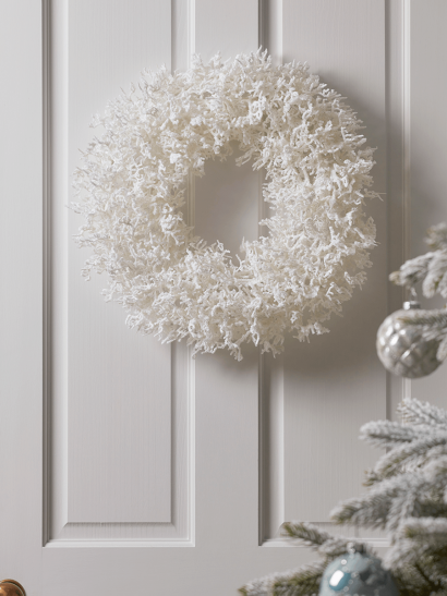 NEW Coral Wreath - Large