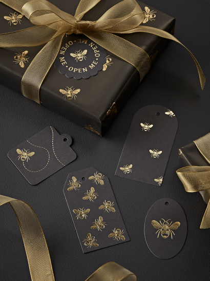 NEW Deco Bees Gift Tags