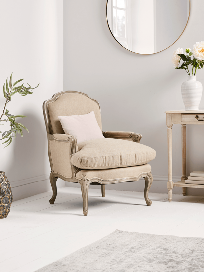 NEW Normandie Occasional Chair