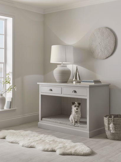 NEW Pet Bed Sideboard - Soft Grey