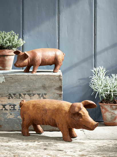 NEW Rusty Pig - Large