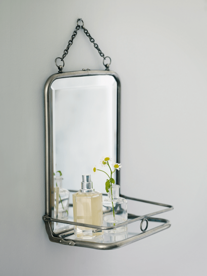 French Folding Mirror - Small