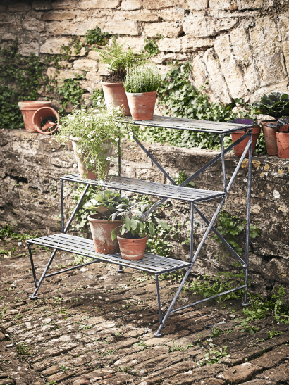 Como Tiered Plant Stand - Small
