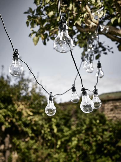 Extendable Bulb Festoon Lights
