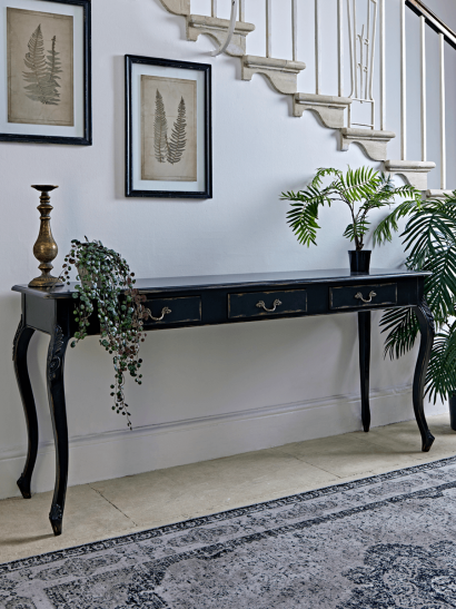 Noir Console Table