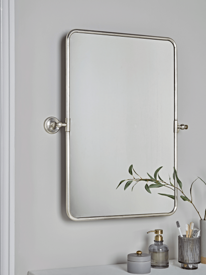 French Rectangle Wall Mirror