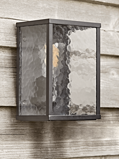 Frosted Glass Box Lantern