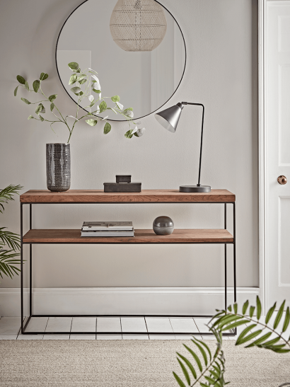 Frame Slim Console Table