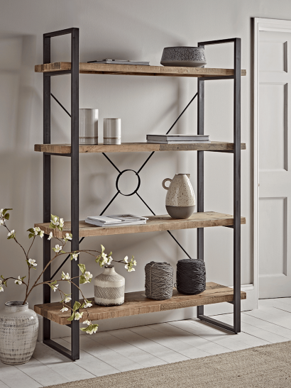 Loft Open Shelf Unit