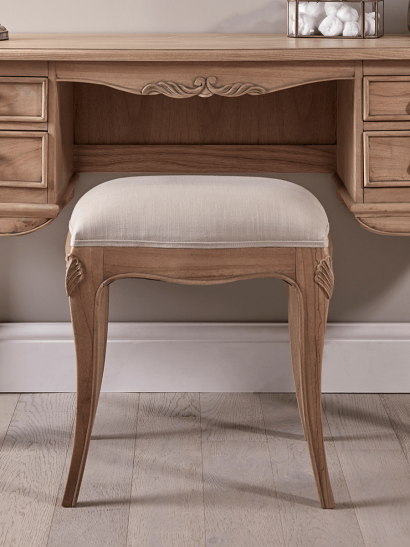 Lille Dressing Table Stool