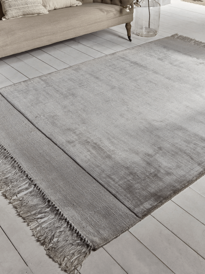 Sienna Rug - Soft Grey